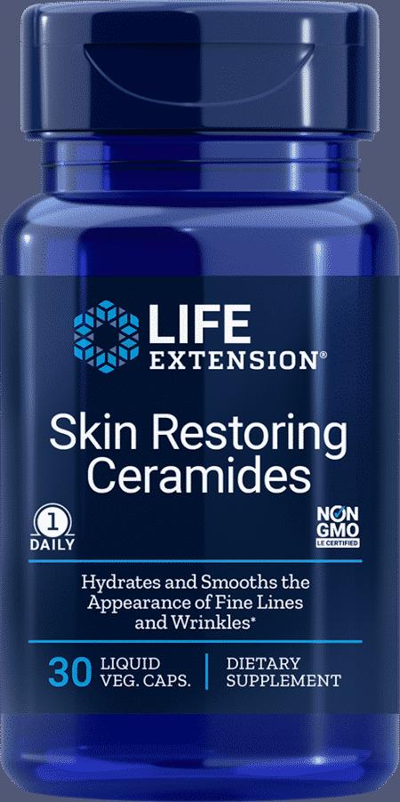 Skin Restoring Ceramides 30 liquid vegetarian caps 1