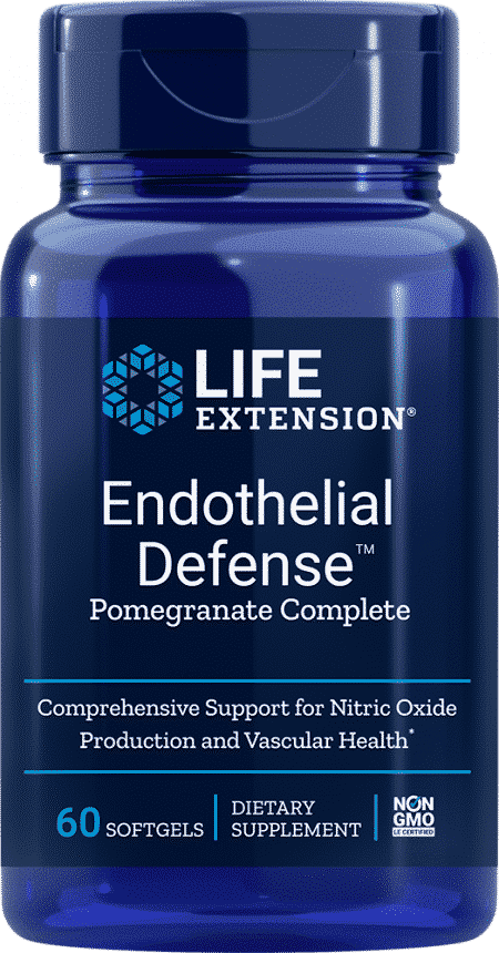 Endothelial Defense™ Pomegranate Complete 60 S 1