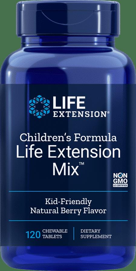 Children's Formula Life Extension Mix™, 120 ChewT 1