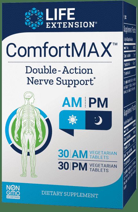 ComfortMAX™, 30 AM VeggieT, 30 PM VeggieT 1