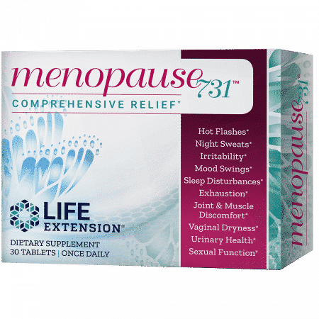 Menopause 731™, 30 enteric-coated tablets 1