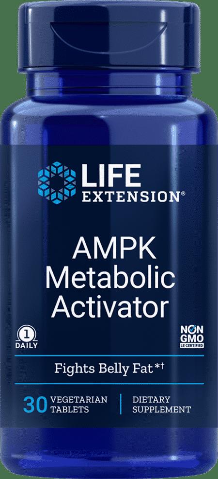 AMPK Metabolic Activator, 30 vegetarian tablets 1