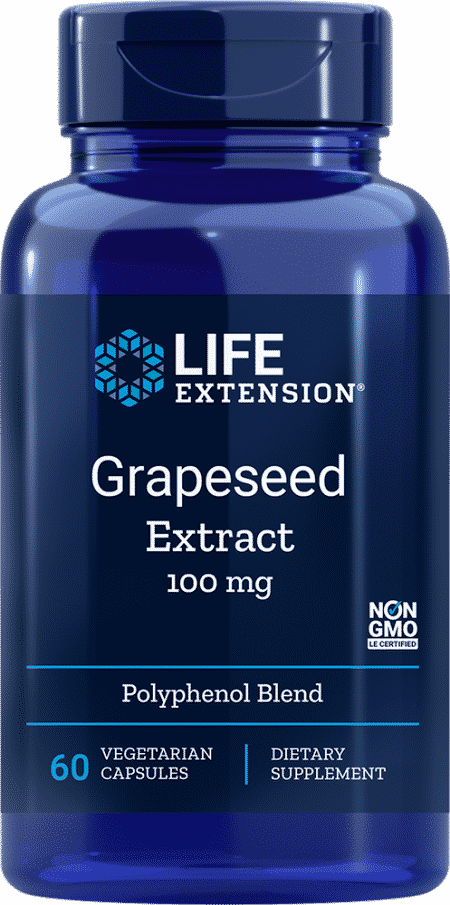 Grapeseed Extract 100 mg 1