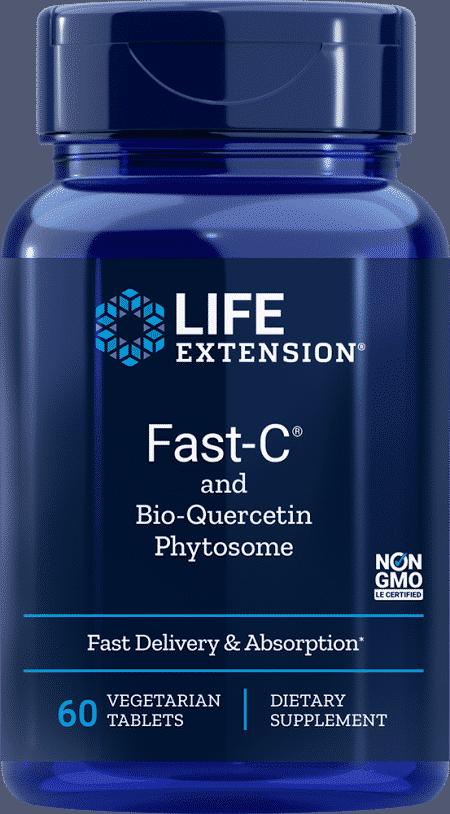 Fast-C ® and Bio-Quercetin Phytosome, 60 VeggieT 1