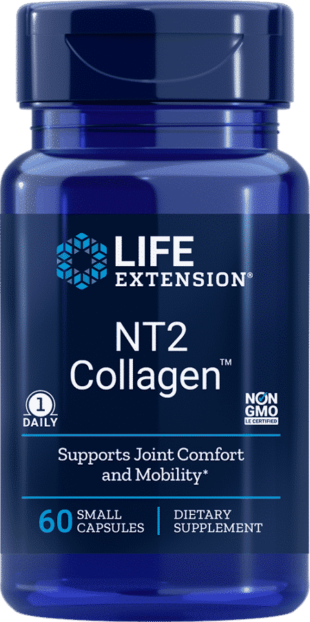 NT2 Collagen™, 40 mg, 60 Small Capsule 1