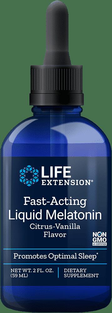 Fast-Acting Liquid Melatonin 1