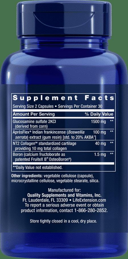 ArthroMax® Advan. W NT2 Collagen™/AprèsFlex®, 60C 2