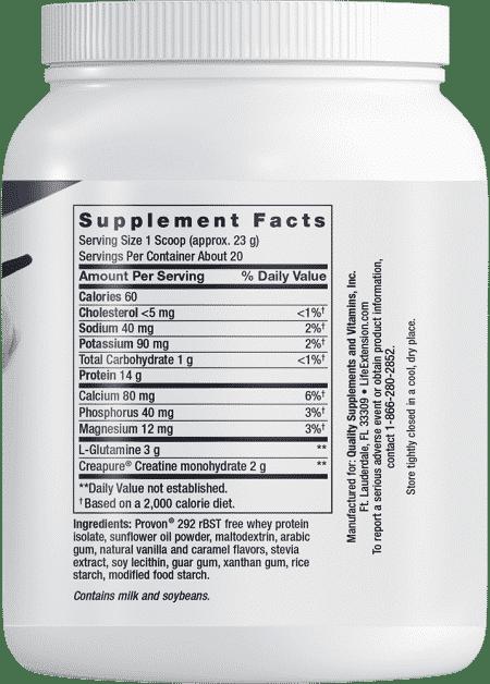 Wellness Code Advanced Whey Protein Isolate Van Fl 2