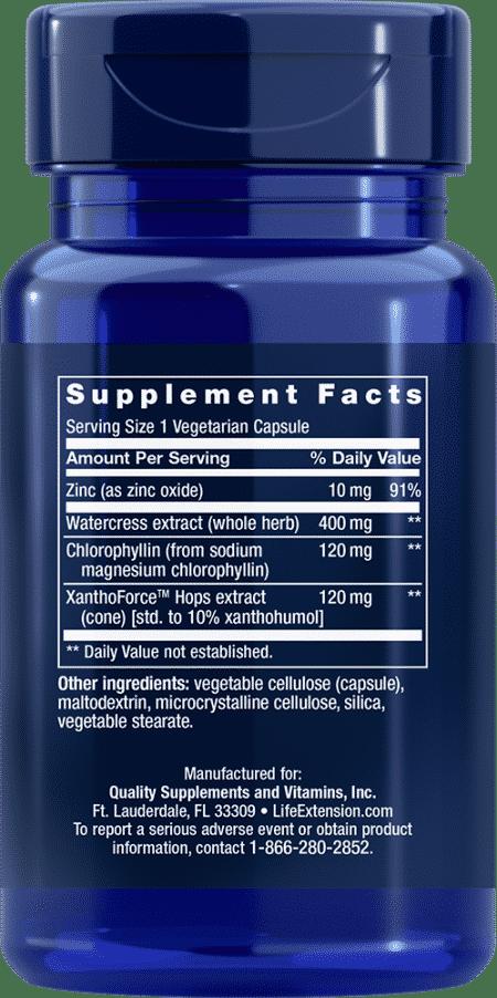 DNA Protection Formula, 30 vegetarian capsules 2