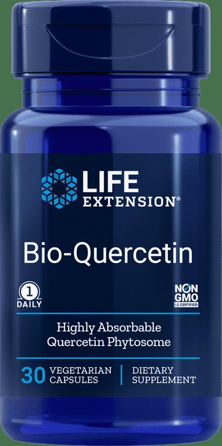 Bio-Quercetin, 30 vegetarian capsules 1