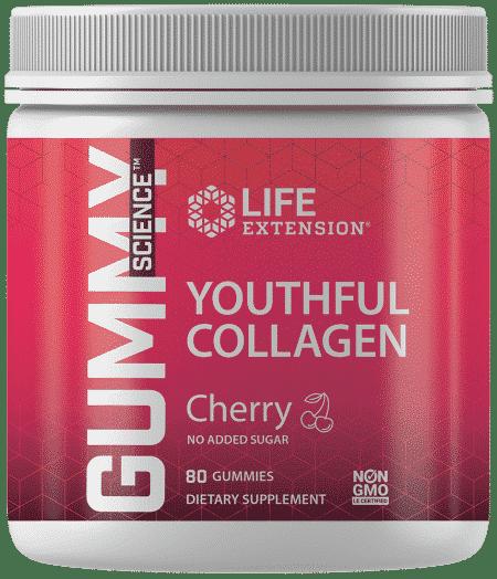 Gummy Science™ Youthful Collagen, 80 gummies 1
