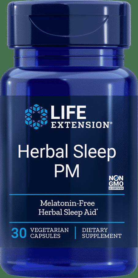 HERBAL SLEEP PM, 30 capsules 1