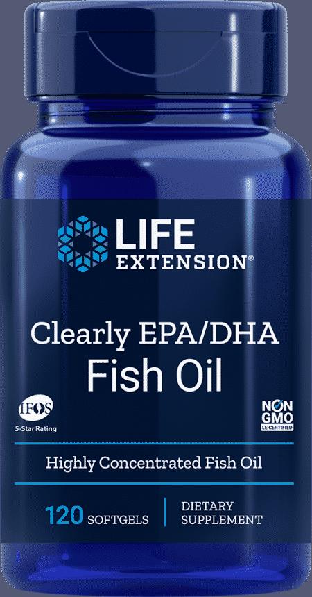 Clearly EPA/DHA, 120 softgels 1