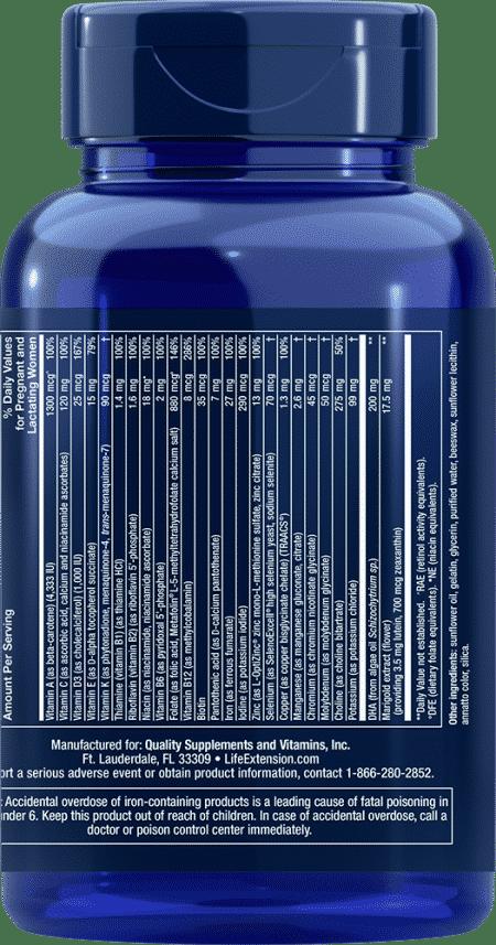 PRENATAL ADVANTAGE 120 SOFTGELS 3
