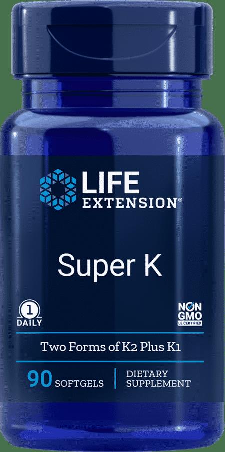 Super K, 90 softgels 1