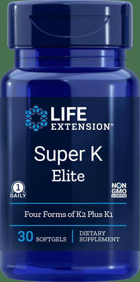 Super K Elite, 30 softgels 1