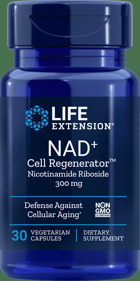 NAD+ Cell Regenerator™, 300 mg, 30 VeggieC 1
