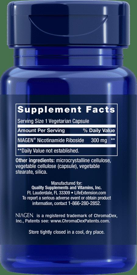 NAD+ Cell Regenerator™, 300 mg, 30 VeggieC 2