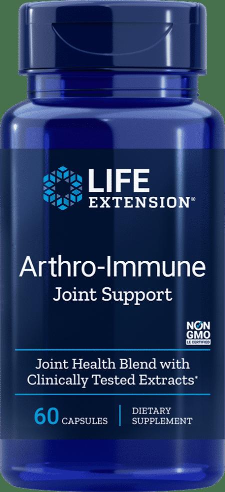 Arthro-Immune Joint Support, 60 veggie capsules 1