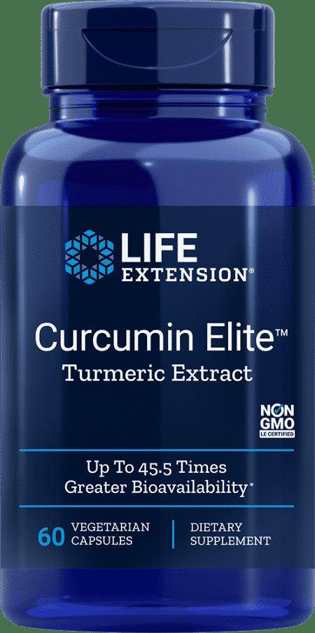 Curcumin Elite™ Turmeric Extract, 60 veggie caps 1