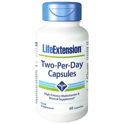 two per day de life extension