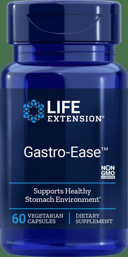 Gastro-Ease™, 60 vegetarian capsules 1