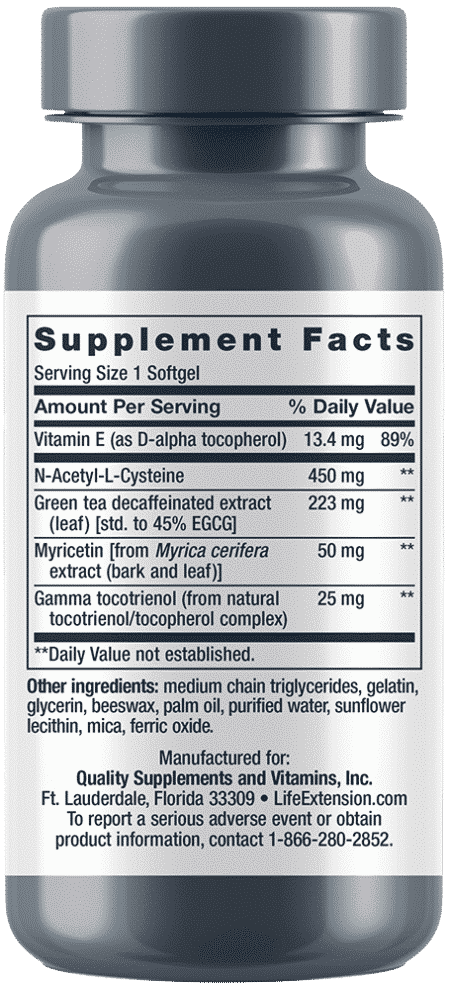 GEROPROTECT™ Ageless Cell™, 30 softgels 2