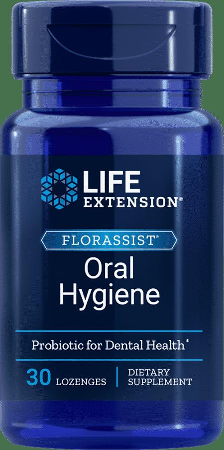 FLORASSIST® Oral Hygiene, 30 lozenges 1