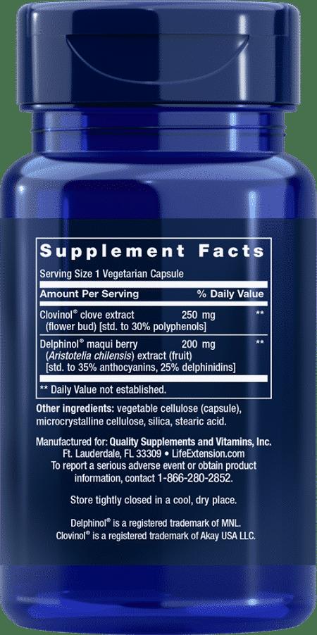 Glycemic Guard™, 30 vegetarian capsules 2