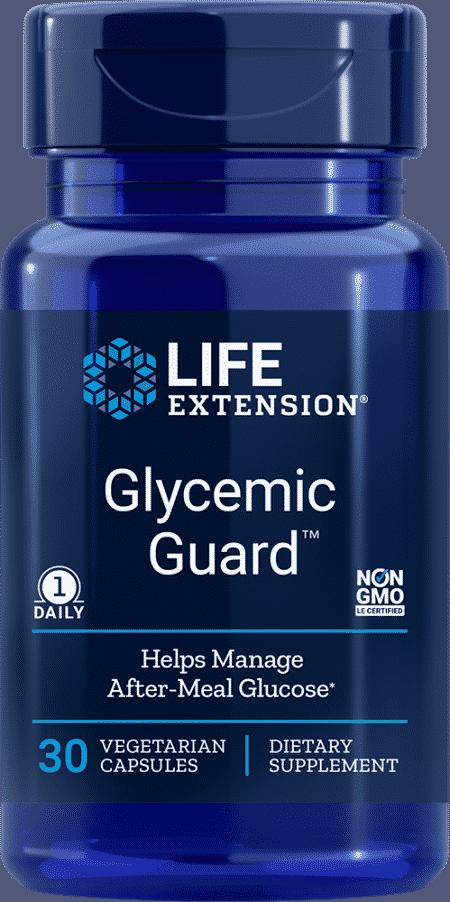 Glycemic Guard™, 30 vegetarian capsules 1