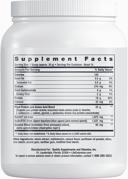 Wellness Code™ Plant Protein Complete A/A Complex 2