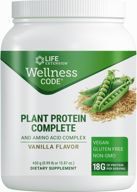 Wellness Code™ Plant Protein Complete A/A Complex 1