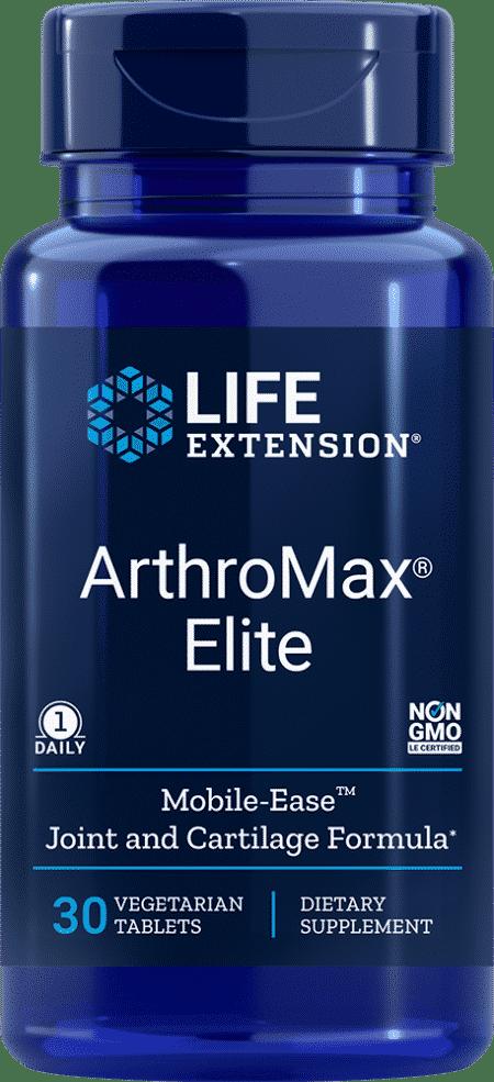 ArthroMax® Elite, 30 vegetarian tablets 1