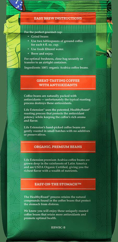 Rainforest Blend Whole Bean Coffee, 12 oz Food 2