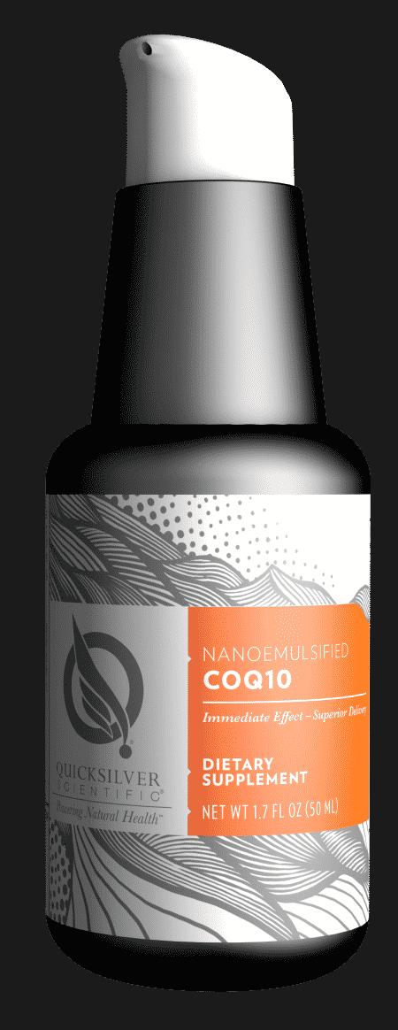 Nanoemulsified CoQ10 1