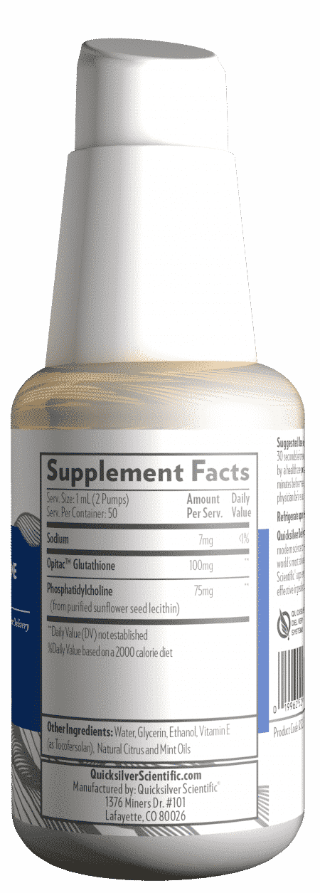 Liposomal Glutathione 2