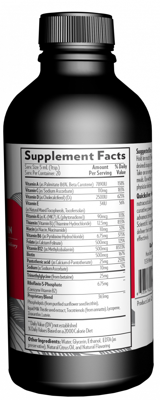 Liposomal Ultra Vitamin 4