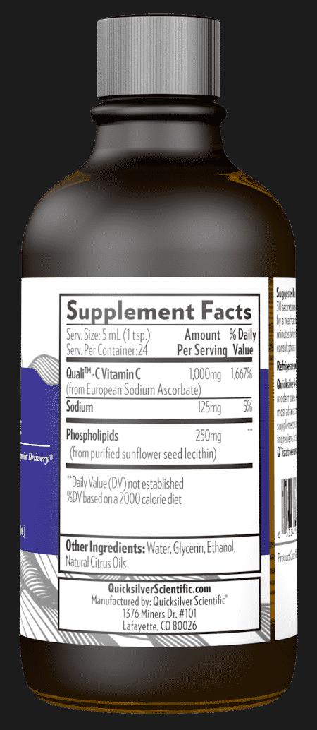 Liposomal Vitamin C 2