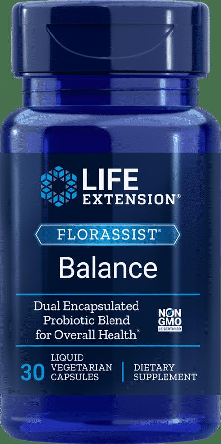 FLORASSIST® Balance, 30 liquid vegetarian capsules 1