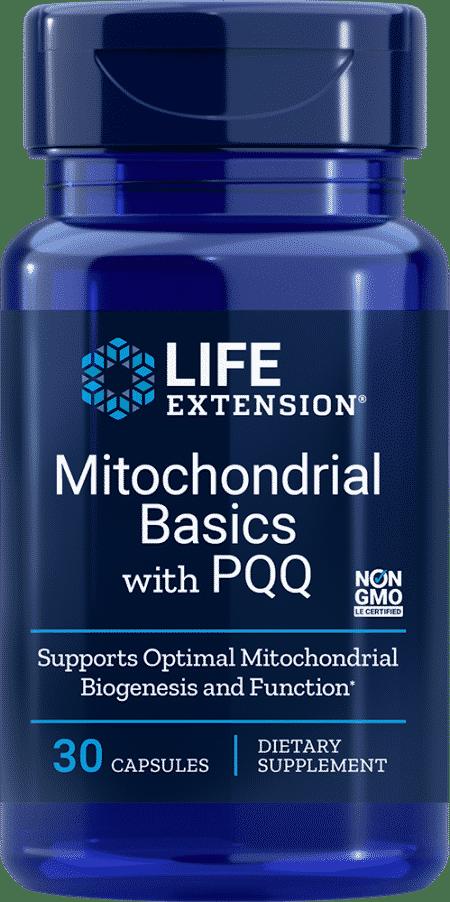 Mitochondrial Basics with PQQ, 30 capsules 1