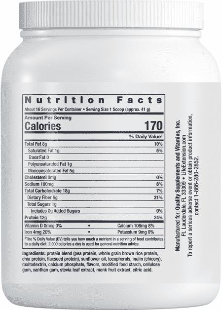 Wellness Shake Nutrition Shake Van Fl, 22.86 oz 2